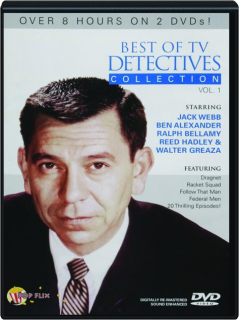 BEST OF TV DETECTIVES COLLECTION, VOL. 1
