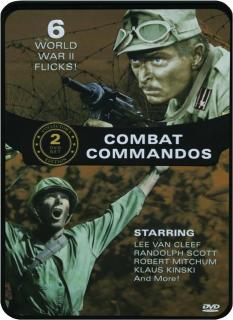 COMBAT COMMANDOS: Collector's Edition