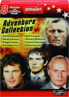 ADVENTURE COLLECTION: 8 Movies