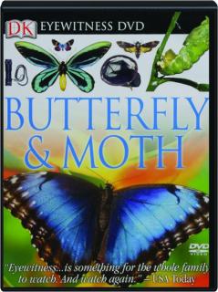 BUTTERFLY & MOTH: DK Eyewitness