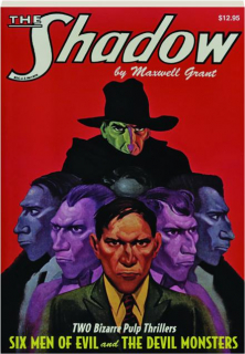 THE SHADOW #13: Six Men of Evil / The Devil Monsters