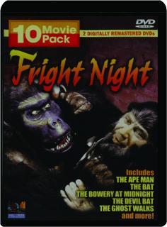 FRIGHT NIGHT: 10 Movie Pack