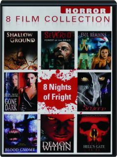 HORROR 8 FILM COLLECTION