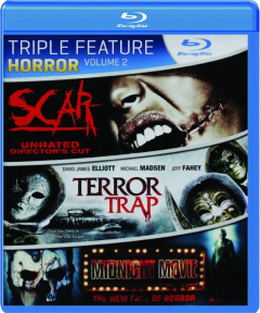 HORROR TRIPLE FEATURE, VOLUME 2
