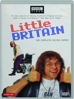 LITTLE BRITAIN: The Complete Second Series