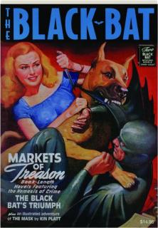 THE BLACK BAT #5: Markets of Treason / The Black Bat's Triumph
