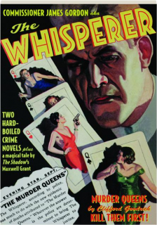 THE WHISPERER #3: Murder Queens / Kill Them First! / The Air-Mail Murders