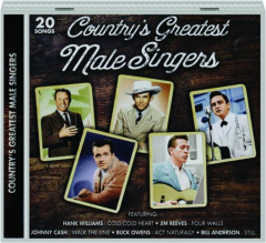 COUNTRY'S GREATEST MALE SINGERS