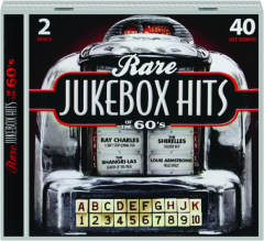 RARE JUKEBOX HITS OF THE 60'S