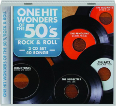 ONE HIT WONDERS OF THE 50'S / ROCK & ROLL