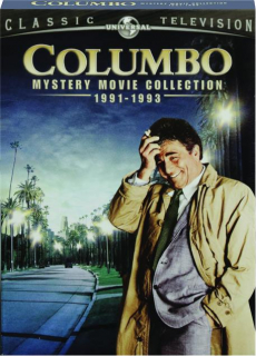 COLUMBO MYSTERY MOVIE COLLECTION 1991-1993