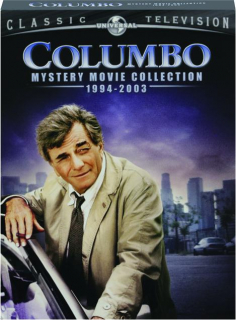 COLUMBO MYSTERY MOVIE COLLECTION 1994-2003