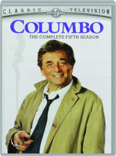 COLUMBO: The Complete Fifth Season