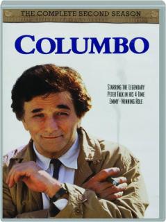 COLUMBO: The Complete Second Season