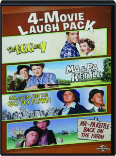 MA & PA KETTLE: 4-Movie Laugh Pack