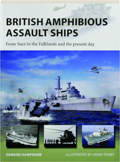 BRITISH AMPHIBIOUS ASSAULT SHIPS: New Vanguard 277