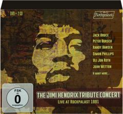 THE JIMI HENDRIX TRIBUTE CONCERT: Live at Rockpalast 1991
