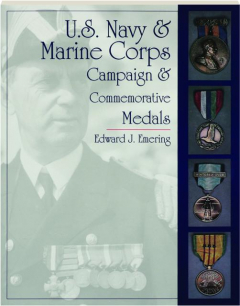 U.S. NAVY & MARINE CORPS CAMPAIGN & COMMEMORATIVE MEDALS