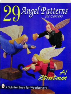 29 ANGEL PATTERNS FOR CARVERS