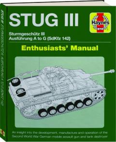 STUG III ENTHUSIASTS' MANUAL