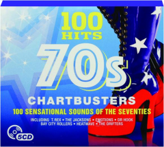 '70S CHARTBUSTERS: 100 Hits