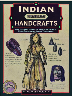 INDIAN HANDCRAFTS, REVISED EDITION