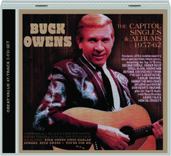 BUCK OWENS: The Capitol Singles & Albums 1957-62