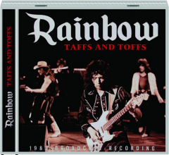 RAINBOW: Taffs and Toffs