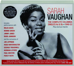 SARAH VAUGHAN: The Complete Columbia Singles As & Bs 1949-53