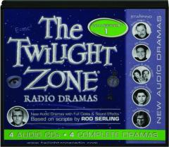 <I>THE TWILIGHT ZONE</I> RADIO DRAMAS, COLLECTION 1