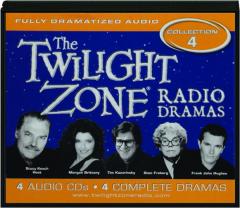 <I>THE TWILIGHT ZONE</I> RADIO DRAMAS, COLLECTION 4