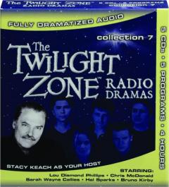 <I>THE TWILIGHT ZONE</I> RADIO DRAMAS, COLLECTION 7