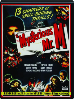 THE MYSTERIOUS MR. M