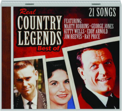 REAL COUNTRY LEGENDS: Best Of