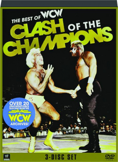 THE BEST OF WCW--CLASH OF THE CHAMPIONS