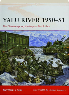 YALU RIVER 1950-51: Campaign 346