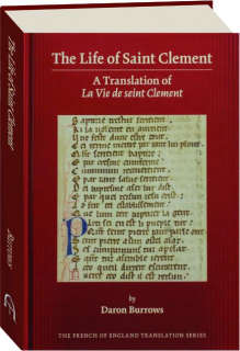 THE LIFE OF SAINT CLEMENT
