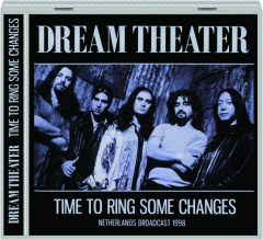 DREAM THEATER: Time to Ring Some Changes