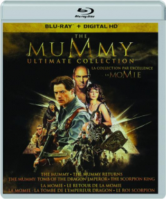 THE MUMMY: Ultimate Collection