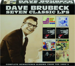 DAVE BRUBECK: Seven Classic LPs