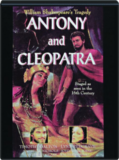 ANTONY AND CLEOPATRA, VOL. III: The Shakespeare Collection