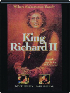 KING RICHARD II, VOL. I: The Shakespeare Collection