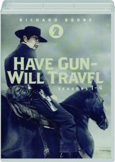 HAVE GUN--WILL TRAVEL: Seasons 1-4