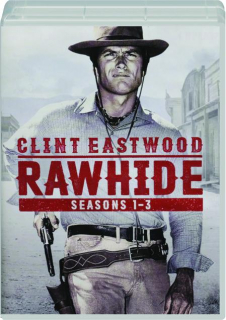 RAWHIDE: Seasons 1-3