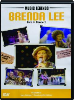 BRENDA LEE: Music Legends