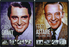 FRED ASTAIRE / CARY GRANT: Hollywood Legends
