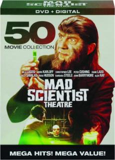 MAD SCIENTIST THEATRE: 50 Movie Collection