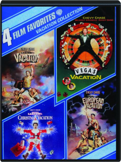 4 FILM FAVORITES: Vacation Collection