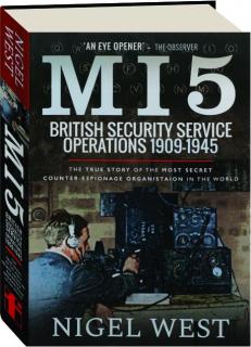 MI5: British Security Service Operations 1909-1945