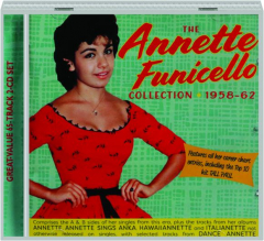 THE ANNETTE FUNICELLO COLLECTION, 1958-62